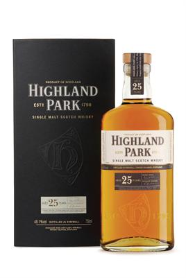 Highland Park Scotch Single Malt 25 Year